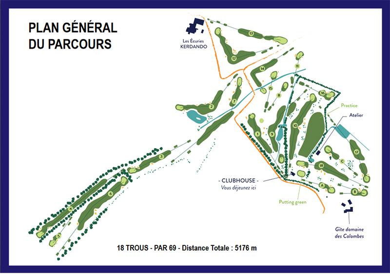 Plan Général Du Parcours